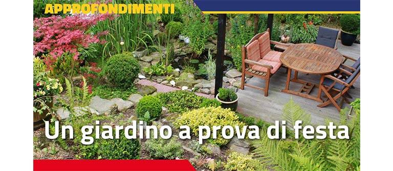 Banner giardino eurobrico