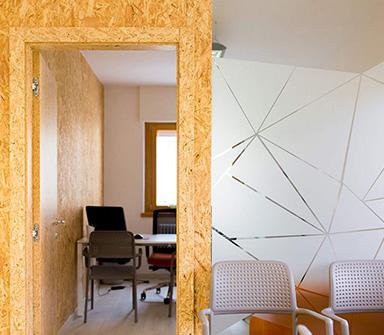 Lavoro Design interni per Mete
