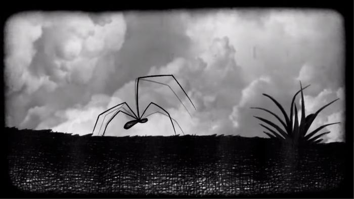 Il Ragno Stanco di Andrea Oberosler